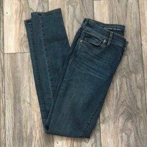 LOFT Modern Skinny Jeans size 25